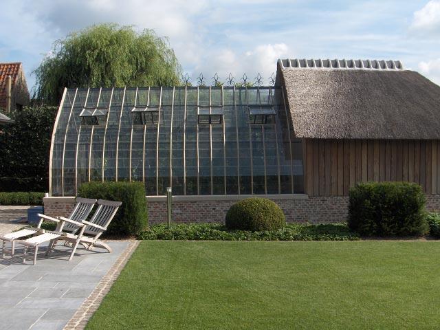 greenhouses traditional authentic elegant DBG Classics