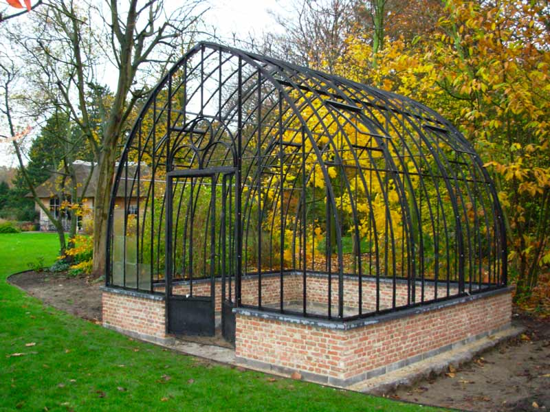 Self Build Conservatory Kit Or Have It Placed Dbg Classics