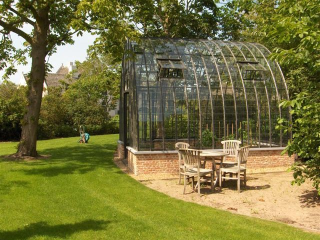 freestanding conservatory glass custom made DBG Classics