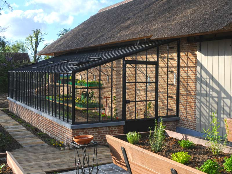 lean to conservatory products DBG Classics