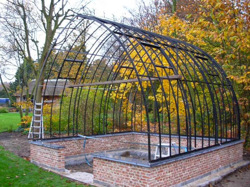 self build conservatory kit DBG Classics 7